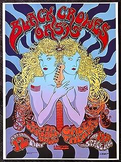 Black Crowes - Oasis - Live at The Greek 2001 - Concert Gig Mini Poster