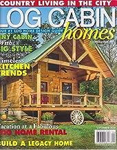 Log Cabin Homes Magazine September 2019