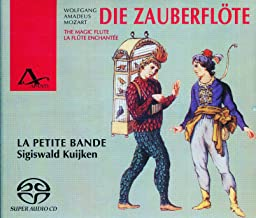 Die Zauberflote: Singspiel in 2 Akt