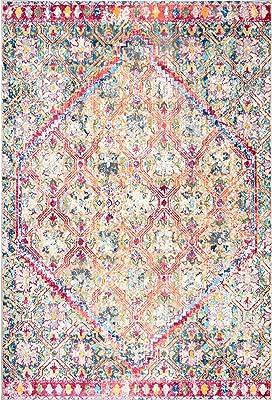 nuLOOM Sharyn Medallion Area Rug, 5' x 8', Multi