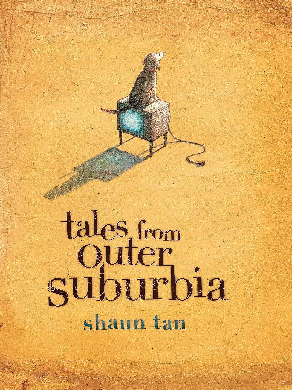 賃金失う着服Tales From Outer Suburbia (English Edition)