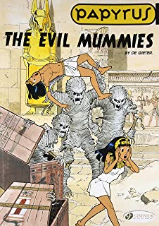 The Evil Mummies (Papyrus)