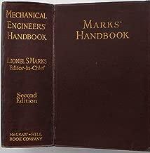 Marks' Mechanical Engineers Handbook