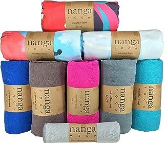 Hot Yoga Towel – Beautiful, Non Slip, Skidless, Ultra...