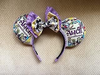 alice in wonderland ears headband