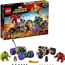 LEGO Super Heroes Hulk vs. Red Hulk 76078 Building Kit