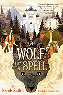 Wolf for a Spell