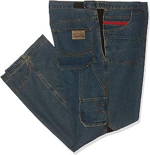 U POWER Traffic: Pantaloni da Lavoro in Jeans Multitasche