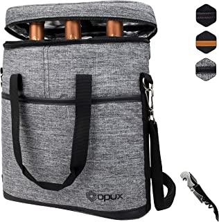 fully insulated wine bag