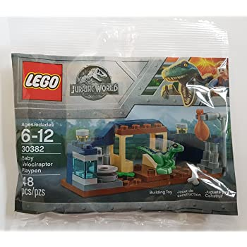 75937 Lego Jurassic World Triceratops Rampage huevo de dinosaurio /& Spinner Ride 447 un.