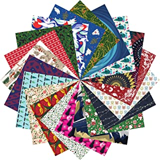 Same Color on Both Sides,200 Sheets GOCTOS Origami Paper Premium Quality for Arts and Crafts 6-inch Square Sheets 10 Vivid Colors