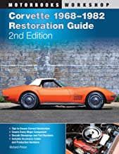 Corvette 1968-1982 Restoration Guide, 2nd Edition (Motorbooks Workshop)