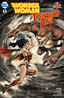 Wonder Woman/Tasmanian Devil Special (2017) #1 (DC Meets Looney Tunes (2017-2018))