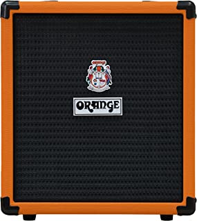 Orange Crush Bass 25W Bass Guitar Combo Amp, Orange
