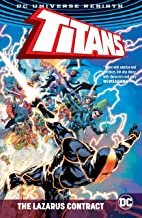 Titans: The Lazarus Contract (Titans (2016-2019))