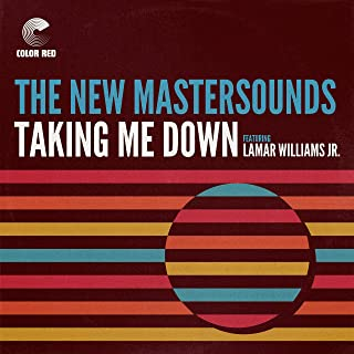 Taking Me Down (feat. Lamar Williams Jr.)