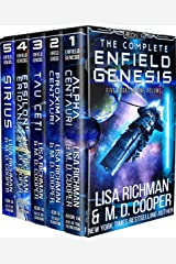 The Complete Enfield Genesis: Five Book Series Kindle Edition