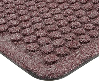Notrax 150 Aqua Trap Entrance Mat, for Home or Office, 3' X 4' Burgundy