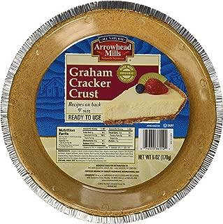 Arrowhead Mills Organic Graham Cracker Pie Crust, 6 oz.