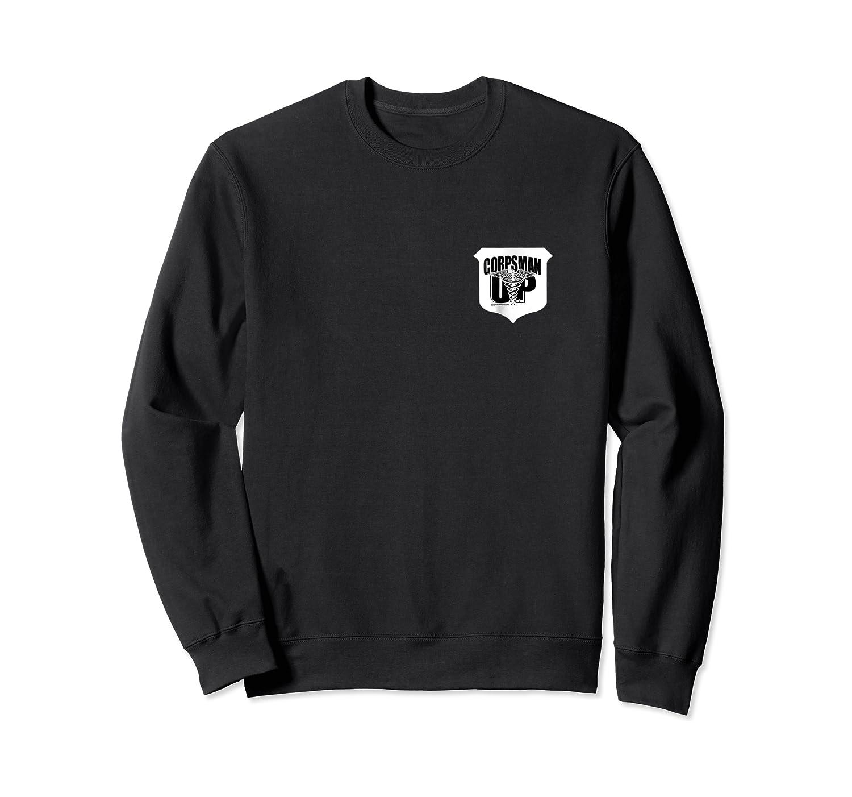 Corpsman Shirts Crewneck Sweater