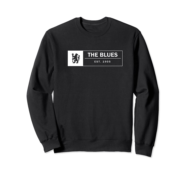 Blues Soccer Chelsea T Shirt Crewneck Sweater