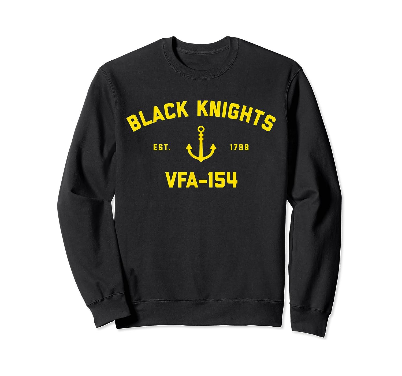Vfa 154 Black Knights Shirts Crewneck Sweater