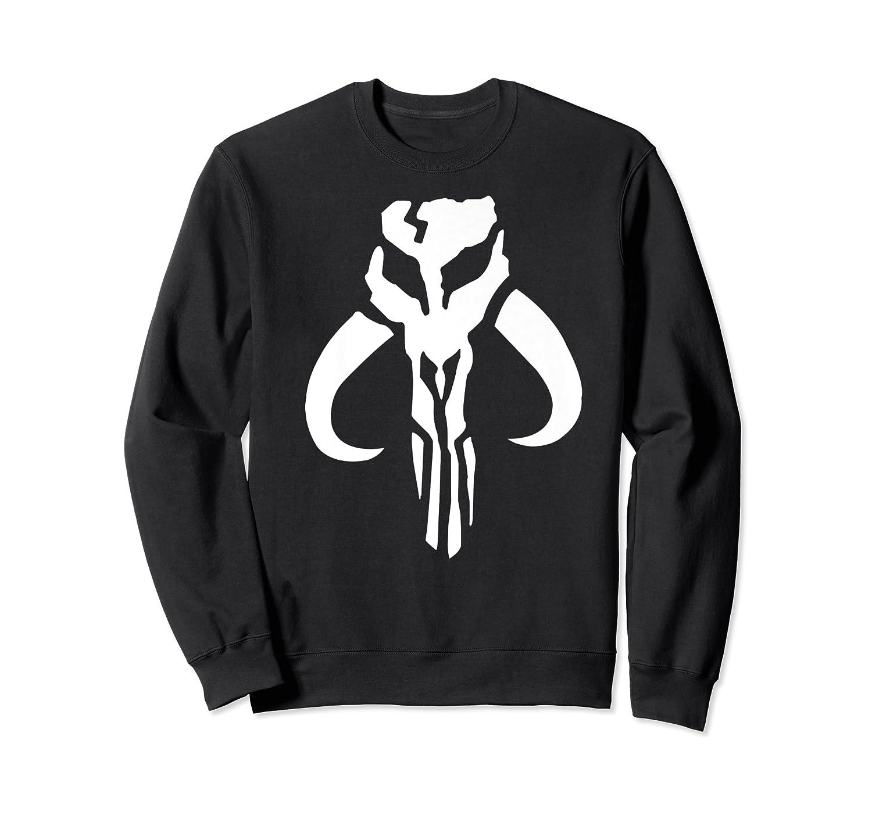 S Mandalorian Logo Shirts Crewneck Sweater