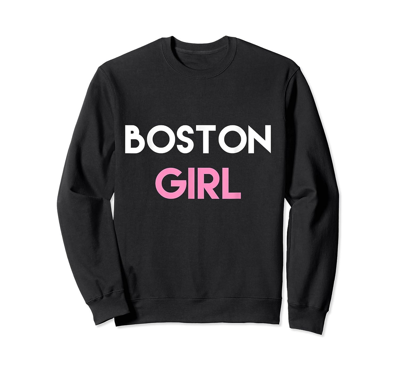 Boston Ma Shirt | Boston Mass Shirt | Boston Girl Tshirt Crewneck Sweater