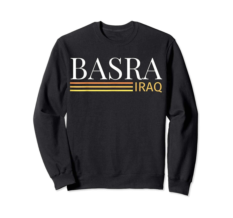 Basra Iraq Shirts Crewneck Sweater