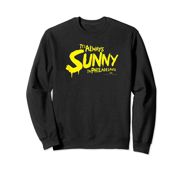 It's Always Sunny In Philadelphia Season 13 Logo Shirts Crewneck Sweater