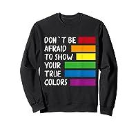 Queer Same Love Lgbtq Lgbt Funny Pride Parade Rainbow Shirt Sweatshirt Black