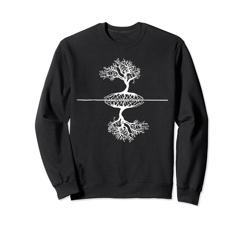 Artist Reflection Tree Of Life Shirts Crewneck Sweater