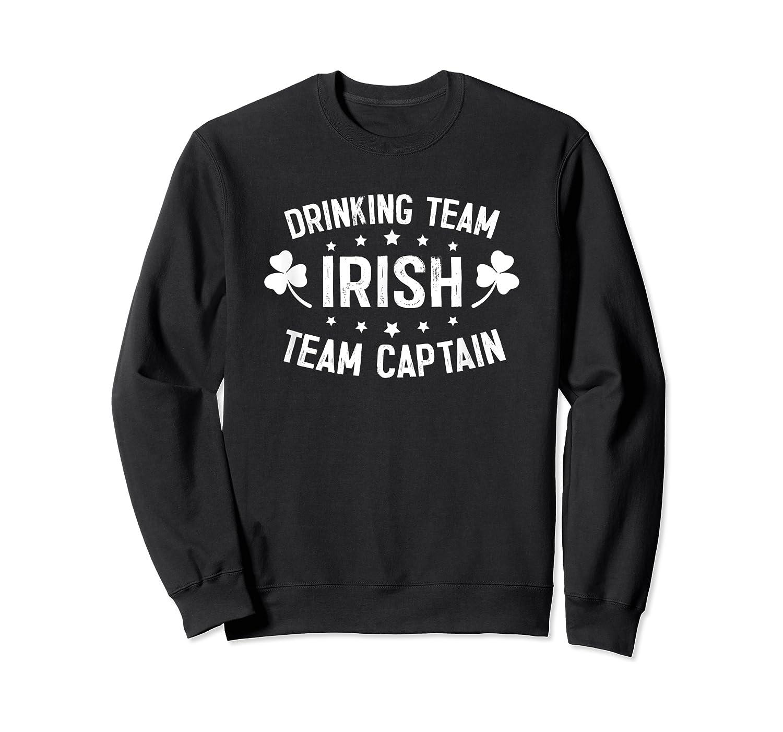 Irish Drinking Team, Team Captain T-shirt Crewneck Sweater