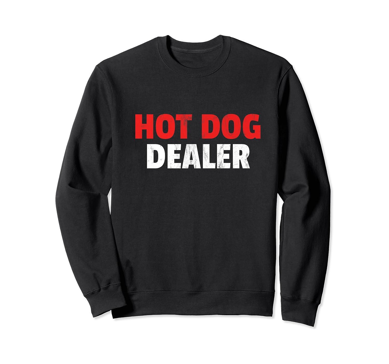 Hot Dog Truck Hot Dog Cart Shirts Crewneck Sweater