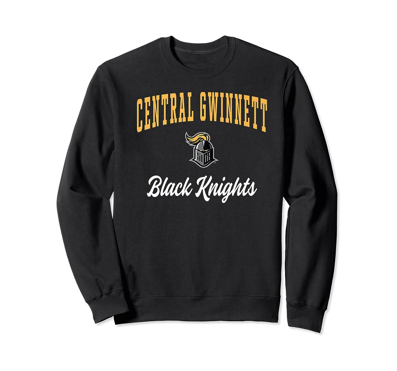 Central Gwinnett High School Black Knights Shirts Crewneck Sweater