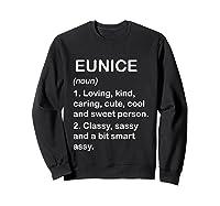Definition Name Loving Kind Shirts Sweatshirt Black