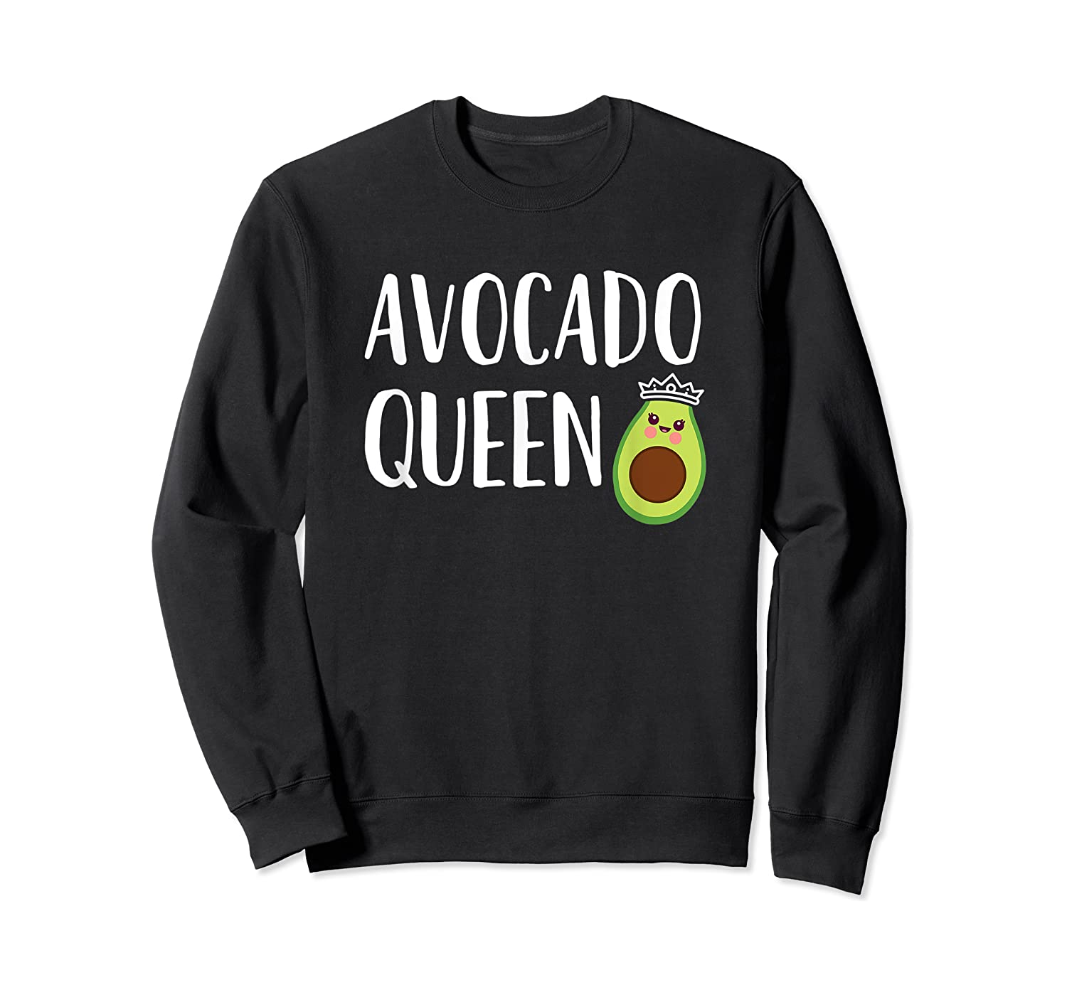 Themed Gift Girls Funny Queen Shirts Crewneck Sweater