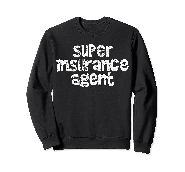 Insurance Shirts Crewneck Sweater