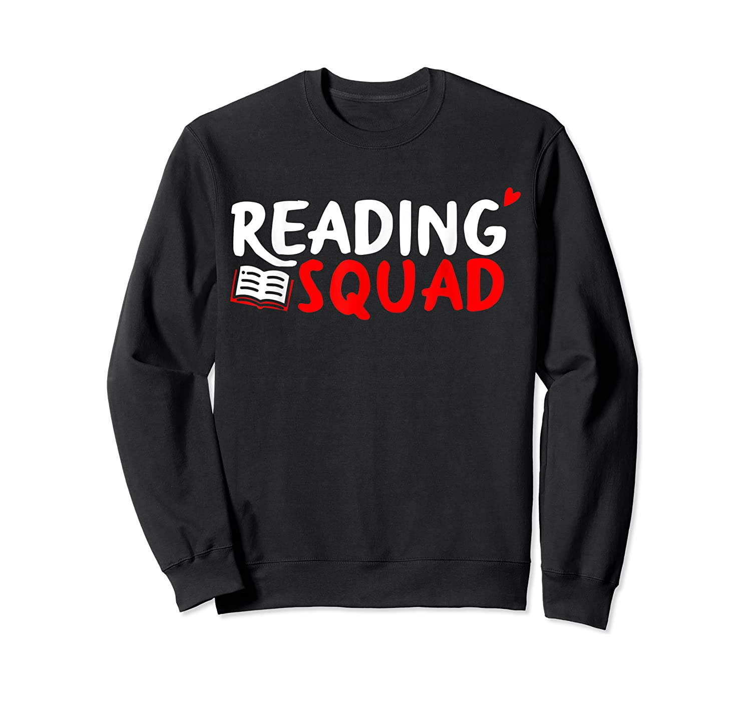 Book Reading Bookworm Librarian Library T-shirt Crewneck Sweater