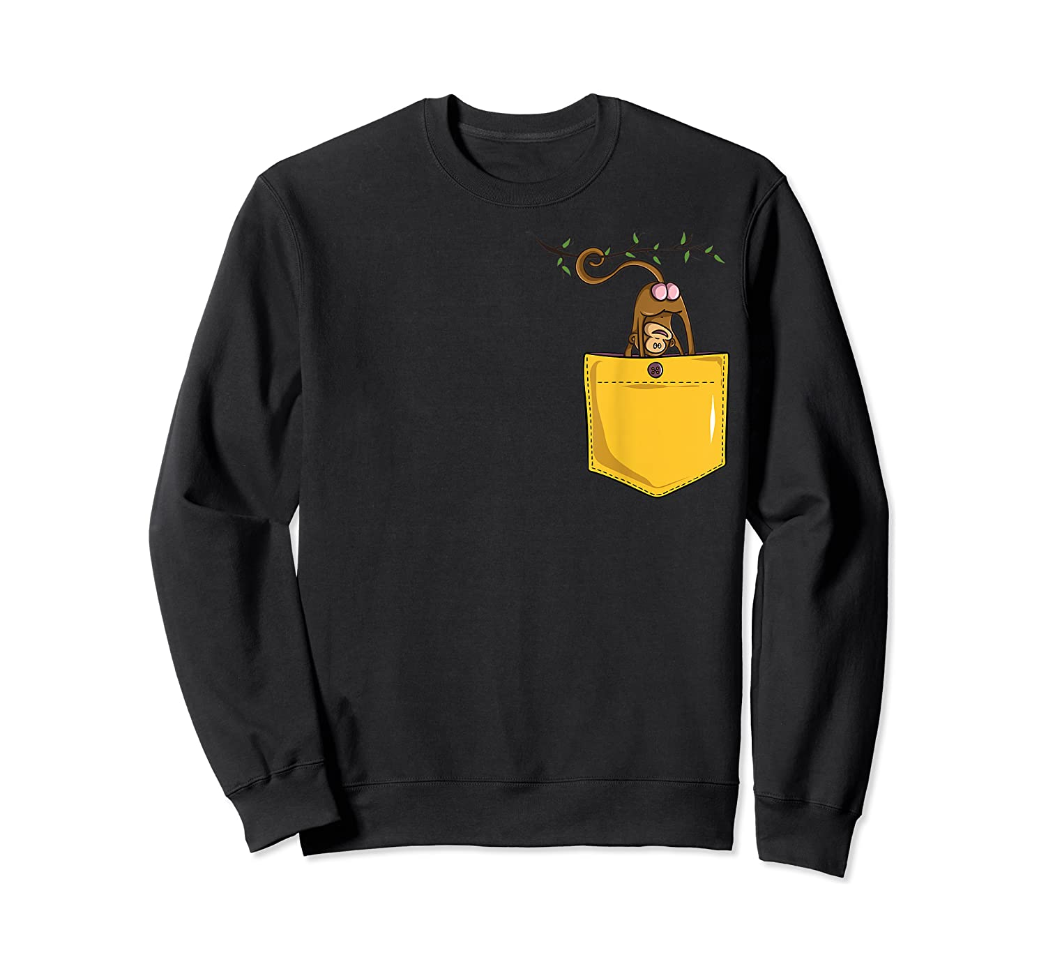 Zookeeper Gifts Funny Monkey Lover For , , Adults Shirts Crewneck Sweater