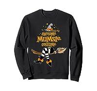 This Is My Awesome Mumsie Costume - Grandma Gift T-shirt Sweatshirt Black