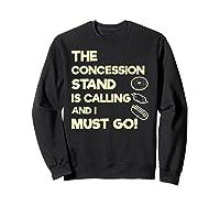 Baseball Softball Funny Sister Brother T-shirt Sweatshirt Black