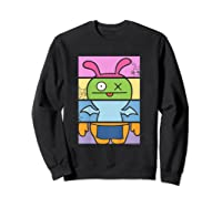 Uglydolls Split Shirts Sweatshirt Black