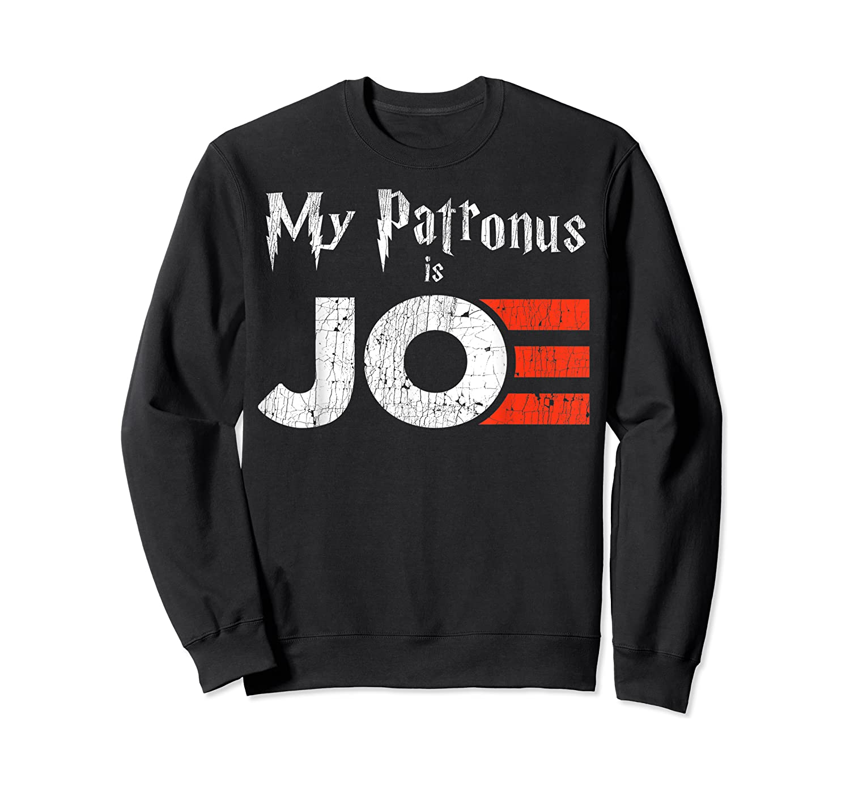 My Patronus Is Joe Biden Harris 2020 Voter Harry Fan Gift Shirts Crewneck Sweater