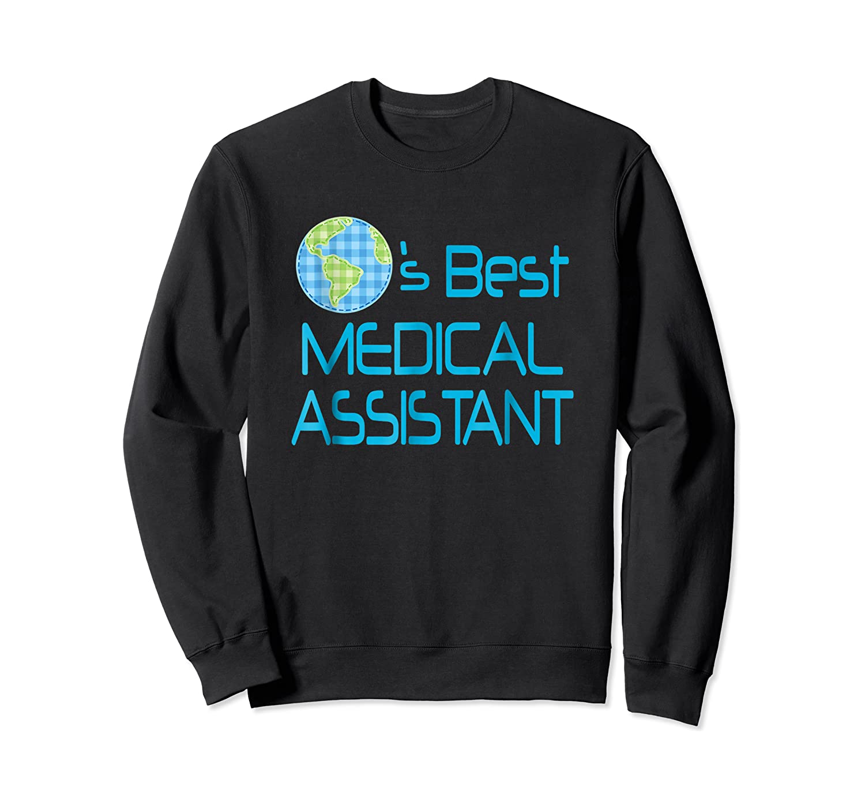 Medical Assistant Job Occupation Gift Shirts Crewneck Sweater