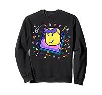 Radblox T-shirt Sweatshirt Black