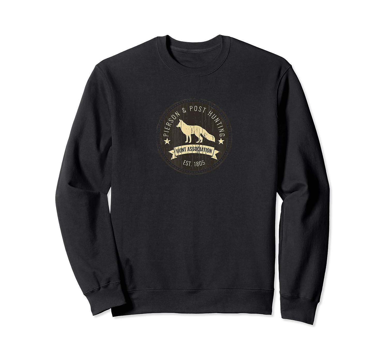 Pierson V. Post Property Law T-shirt Crewneck Sweater