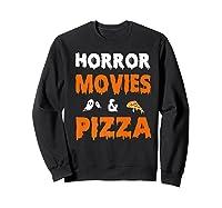 Happy Halloween Halloween Party Shirts Sweatshirt Black