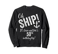 Ernie And Debs Birthday Cruise Shirts Sweatshirt Black