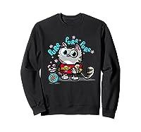 The Big Bang Theory Purr Purr Purr Shirts Sweatshirt Black
